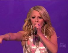 American Idol Season 11 Hollie Cavanagh performs River Deep Mountain High Top 5