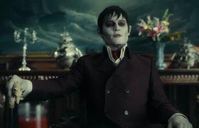 Dark Shadows Official Movie Clip Alice Cooper 2012 Hd Johnny Depp Tim Burton