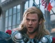 The Avengers Thor Exclusive Clip 2012