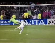 Real Madrid vs Bayern Munich Sergio Ramos penalty