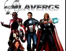 Los Alavergs Asi se ven los Candidatos a la Presidencia como Superheroes