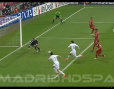 Bayern Munich vs Real Madrid 21 All Goals Audio COPE 04172012