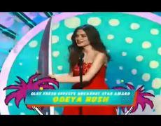 2014 Teen Choice Awards Odeya Rush Wins