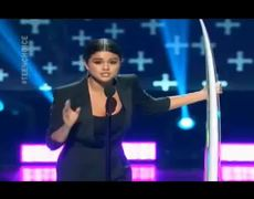 2014 Teen Choice Awards Selena Gomez Acceptance Award Speech