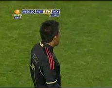 Mexico vs Trinidad y Tobago 71 Sub 23 Preolimpico 2012