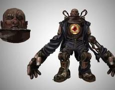 Bioshock Infinite Heavy Hitters Handyman Official Trailer 2012 HD