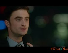 What If Official Movie CLIP Making the Hard Way Look Easy 2014 HD Daniel Radcliffe Movie