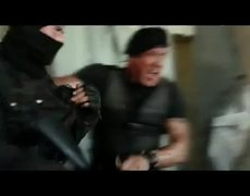 The Expendables 3 Official Movie CLIP Bike Jump 2014 HD Sylvester Stallone Kellan Lutz Movie