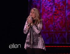 Alum Lauren Gray Sings American Idol Performance On The Ellen Show
