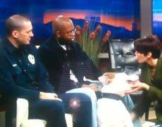 Dog Bites News Anchor Kyle Dyer On Live TV