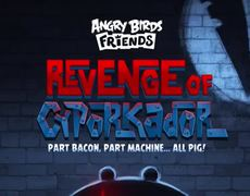 Angry Birds Friends WINGMAN II Revenge of Cyporkador tournament Official Trailer