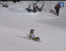 Winter X Games 2012 Colten Moore Crash