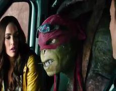 Teenage Mutant Ninja Turtles Official Movie TV SPOT Stay Hidden 2014 HD LiveAction Ninja Turtle Movie