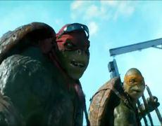 Teenage Mutant Ninja Turtles Official Movie TV SPOT Style 2014 HD LiveAction Ninja Turtle Movie