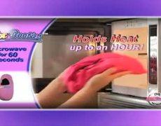 Hot Booties Microwaveable Slippers
