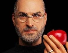 Steve Jobs volverá a la vida como muñeco