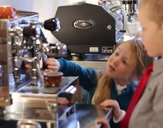 5 Year Olds Can Make Espresso