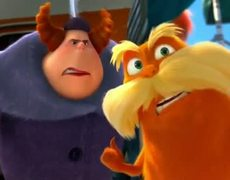 Dr Seuss The Lorax Theatrical Trailer 2