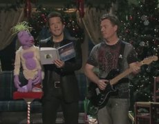 Jeff Dunham The Night Before Christmas with Peanut