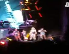 Britney Spears Baby One More Time SM Guadalajara México 011211
