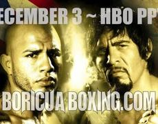 COTTO vs MARGARITO Final Press Conference in NY Audio