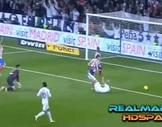 Real Madrid vs Atletico de Madrid Liga BBVA 41