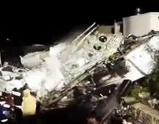 Avión se estrella tras aterrizaje de emergencia en Taiwan dejando 51 personas sin vida