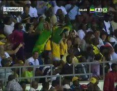 Gabon vs Brazil Hernanes Goal