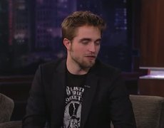 Robert Pattinson on Jimmy Part