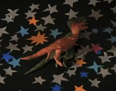 Amazing Music Video With Claymation Dinosaurs
