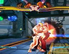 Street Fighter X - Tekken Ryu & Hugo
