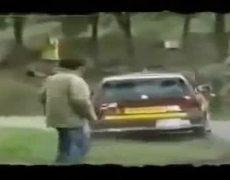 Scary car accidents caught on video