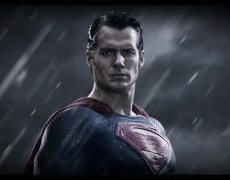 Batman vs Superman Dawn of Justice Superman First Look 2016 Zack Snyder Movie
