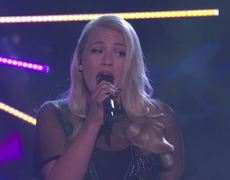 The Voice Australia 2014 Anja ZK Sing Somebody That I Used To Know