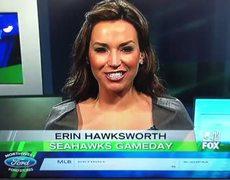 Fox Sportscaster Drops F-Bomb