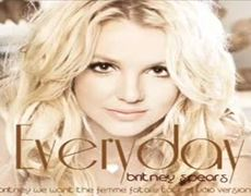 Britney Spears - Everyday [New Unreleased Song 2011]