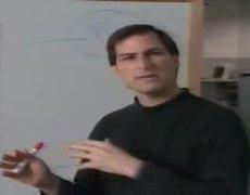 Steve Jobs talks about NeXT