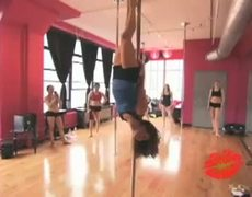 Pole Dance Air Walk