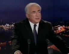 Strauss-Kahn Denies Violence in Sex Assault Case
