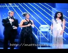 Shamcey Supsup Miss Universe 2011 - Question and Answer Replay