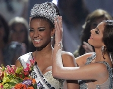 Miss Angola new Miss Universe, for first time