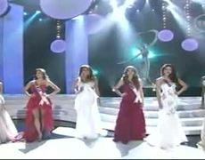 Top 5 of Miss Universe
