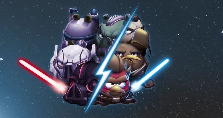 Angry Birds Star Wars 2 Master Your Destiny Official Gameplay Trailer Videos Metatube