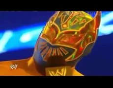 Sin Cara Talks For The First Time (Interview) - WWE Smackdown (9/9/11)