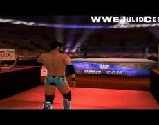 WWE '12: Justin Gabriel Entrance