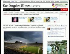 Notre Dame - UFOs more Lightning Strikes