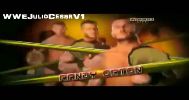 Wwe night of champions 2011 match card randy orton vs mark henry videos metatube - Night of champions 2010 match card ...
