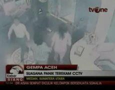 Indonesia Earthquake Damage