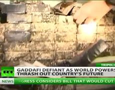 Final Chase: Gaddafi's top secret bunker