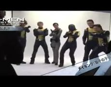 X-Men: First Class Extended Scene Darling